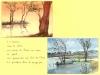 Aquarelle 2 paysages
